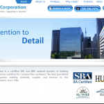 Website Design by Anstad Group for Cinda Corporation